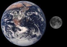 Earth's Blog: Comparison of the Earth to Sun, Mercury, Venus, Moon, Mars, Jupiter, Saturn, Uranus, Neptune and Pluto