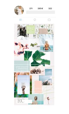 Instagram Feed Layout, Feeds Instagram, Bisnis Ideas, Grid App, Mind Blowing Images, Graphic Illustration, Illustrations, Photo Folder, Christmas Mood