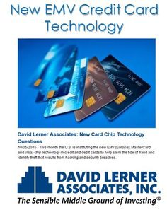 The purpose of this new chip is to keep thieves from easily accessing a consumer's personal information. Banks and credit card companies have been sending their clients new cards with the chip embedded in the strip