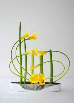 Art Floral Ikebana Mai Van Thai Thomas                                                                                                                                                                                 More