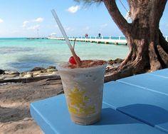 Rum Point Mudslide - Grand Cayman