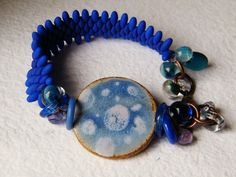 By the Light of the Moon (Lima Beads Design Gallery)