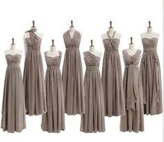 Vestidos de damas