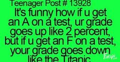 Funny college quotes, funny sister quotes, i hate school, funny school quotes, Funny Teen Posts, Funny Quotes For Teens, Teen Quotes, Funny School Quotes, School Quotes For Teens, Teenager Posts Lol, Jokes For Teenagers, Teenager Post 1, Funny Teenager Quotes
