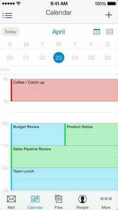 Nuevo cliente de email para iOS, muy interesante, con funciones avanzadaas y gratis!