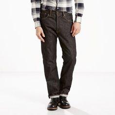 Levi's 501 Original Shrink-to-Fit Jeans - Men's 32x32