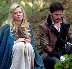Hook and Emma ❤️