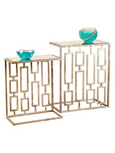 Claimont Side Tables (Set of 2) by Statements by J at Gilt