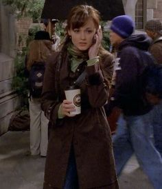 rory gilmore, collegiate badass (with coffee always)