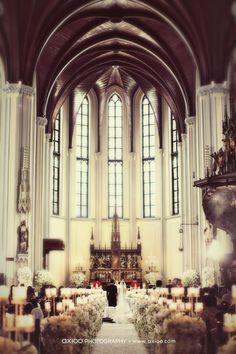 One heck of a cathedral Perfect Wedding, Dream Wedding, Wedding Photography And Videography, Kirchen, Wedding Wishes, Here Comes The Bride, Location, Happily Ever After, Deco