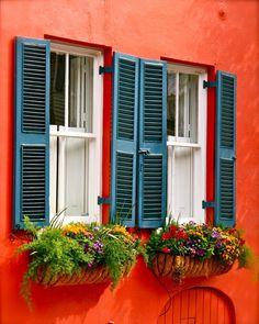 fabulous windowboxes!