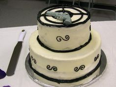 Grooms Cake sideview