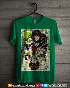 Darker than Black Anime T-Shirts, Only $17 ship to worldwide ...