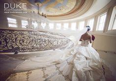 Lovella bride Mirna in custom @Ines Di Santo