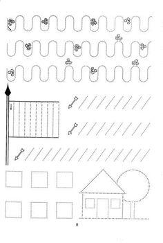 Printable worksheets for kids Connect the dots for Preschoolers 59 Tracing Worksheets, Preschool Worksheets, Printable Worksheets, Preschool Activities, Writing Exercises, Connect The Dots, Pre Writing, Kids Education, Homeschool