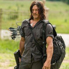 TWD s7 Daryl looking fine!!