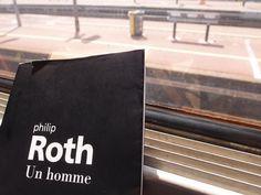 """""""Un homme"""" de Philip Roth dans le sens Paris > Sens 3 minutes d'arrêt"""