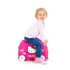 Trunki Hello Kitty, la maleta más brillante