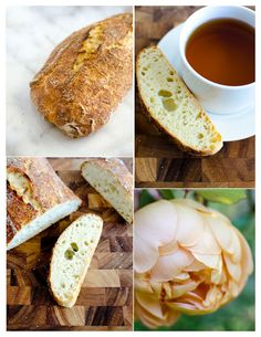 No-Knead Homemade Ciabatta Bread - by all accounts THIS is the bread to try. So... I will.