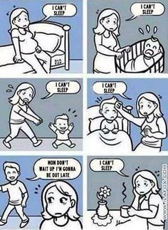 Ahhhhh.... the joys of being a grandmother!  Have such compassion for my daughter and her hubby...