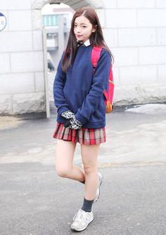 교복에 어울리는 겉옷, 어떤 컬러가 예쁠까?♥ :: 페미닌걸-10/20대여자패션블로그,훈녀생정