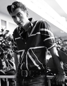 Another Man S/S 13 Cover with Arctic Monkeys frontman Alex Turner Sheffield, Rock And Roll, Grease Live, The Last Shadow Puppets, Male Magazine, Another Man, Babe, Union Jack, Celebrity Crush