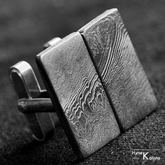 Luxury mens Cufflinks, Unique gift, Original gift for man, Metal mens jewelry, Anniversary gift for dad, Christmas gift for him - Mr. Q. $121.00, via Etsy.