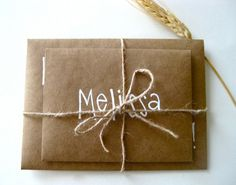 something rustic -- will you be my bridesmaid package via Etsy