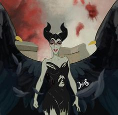 Image may contain: 1 person Maleficent Movie, Sleeping Beauty Maleficent, Disney Style, Disney Love, Twisted Disney, Disney Fanatic, Star Vs The Forces, Love Movie, Disney Villains