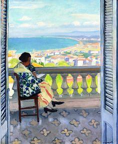Albert Marquet - Madame Albert Marquet Reading