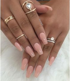 Make an original manicure for Valentine's Day - My Nails Pointy Nails, Aycrlic Nails, Manicures, Fun Nails, Hair And Nails, Acryl Nails, Nails Only, Neutral Nails, Nail Games