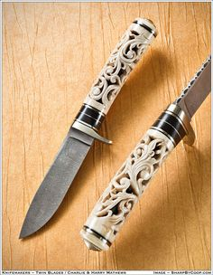 Photos SharpByCoop • Gallery of Handmade Knives - Page 11