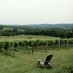 Sunset Hills winery in VA