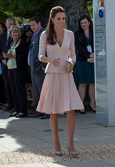 El estilo de Catherine Middleton
