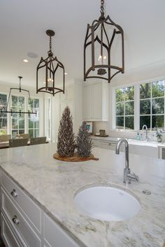 New Construction — Slate Barganier Building Cottage Homes, Cottage Style, White Stucco House, Vestavia Hills, Stucco Homes, Stone Cottages, House In The Woods, Garage Apartments, New Construction