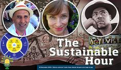 Guests in The Sustainable Hour on 30 November 2016 – woooohooooooo! Show no 150 – are: Gilbert Rochecouste, managing director of Village Well, ABC RN radio journalist Gretchen Miller, and filmmaker David Lowe. And more...