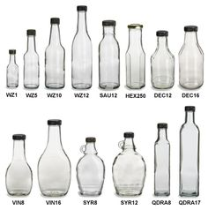 Specialty Bottle store - place where you can get glass and plastic bottles and jars and cannin jars. Great to serve drinks in at your next party, hold party favors, or do canning Bottles And Jars, Glass Jars, Empty Bottles, Milk Bottles, Plastic Bottles, Canning Jars, Mason Jars, Jar Crafts, Decor Crafts