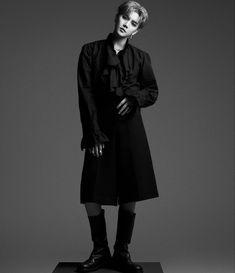 Album 5 > Ren < Nu Est, Goth, Album, Instagram Posts, Ea, Style, Fashion, Gothic, Swag