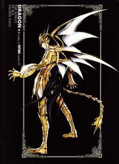 Shiryu de Dragão Divino