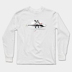 Speed Biker Long Sleeve T-Shirt