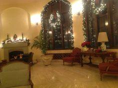 Christmas Umbrella Room