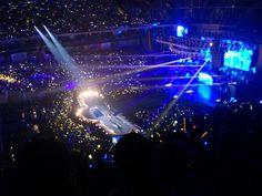 BIGBANG's concert