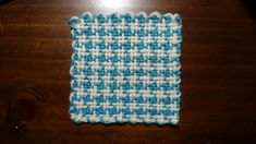 Ravelry: D2B's Zoom Loom Houndstooth Pattern