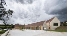 Maison de santé à Vézelay