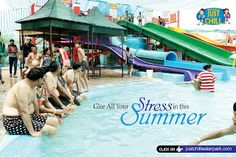 JUST CHILL WATER AND FUN PARK--REAL THRILLED!: Amazing Summer Fun At Just Chill Water Park