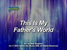 This Is My Father's World - God's Kids Worship (+playlist)