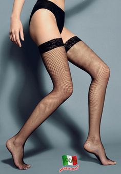 bb225307e Veneziana AR RETE Fishnet Stockings