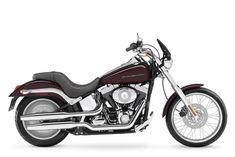 66aae740462 Harley-Davidson FXST Softail - Classic Harley Davidson Deuce
