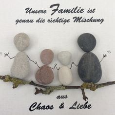 09D34261-9594-430F-9D9F-BDF43222BD64 Stone Crafts, Rock Crafts, Arts And Crafts, Feeling Pictures, Painted Rocks, Hand Painted, Pebble Art Family, Lucky Stone, Mother's Day Diy