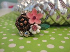 Vintage Handmade ring